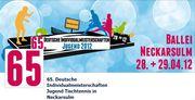 Dt. Jugendmeisterschaften 2012
