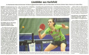 Vorbericht Andreas Liebmann, SZ 18.04.2013